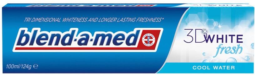 Blend A Med 3D White Fresh Cool Water 100ml