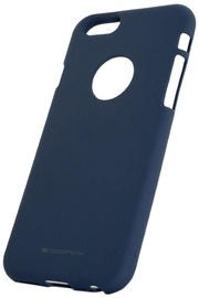 Mercury Soft Surface Matte Back Case For Huawei Mate 10 Lite Midnight Blue