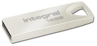 Integral 16GB Arc USB 2.0 Metal