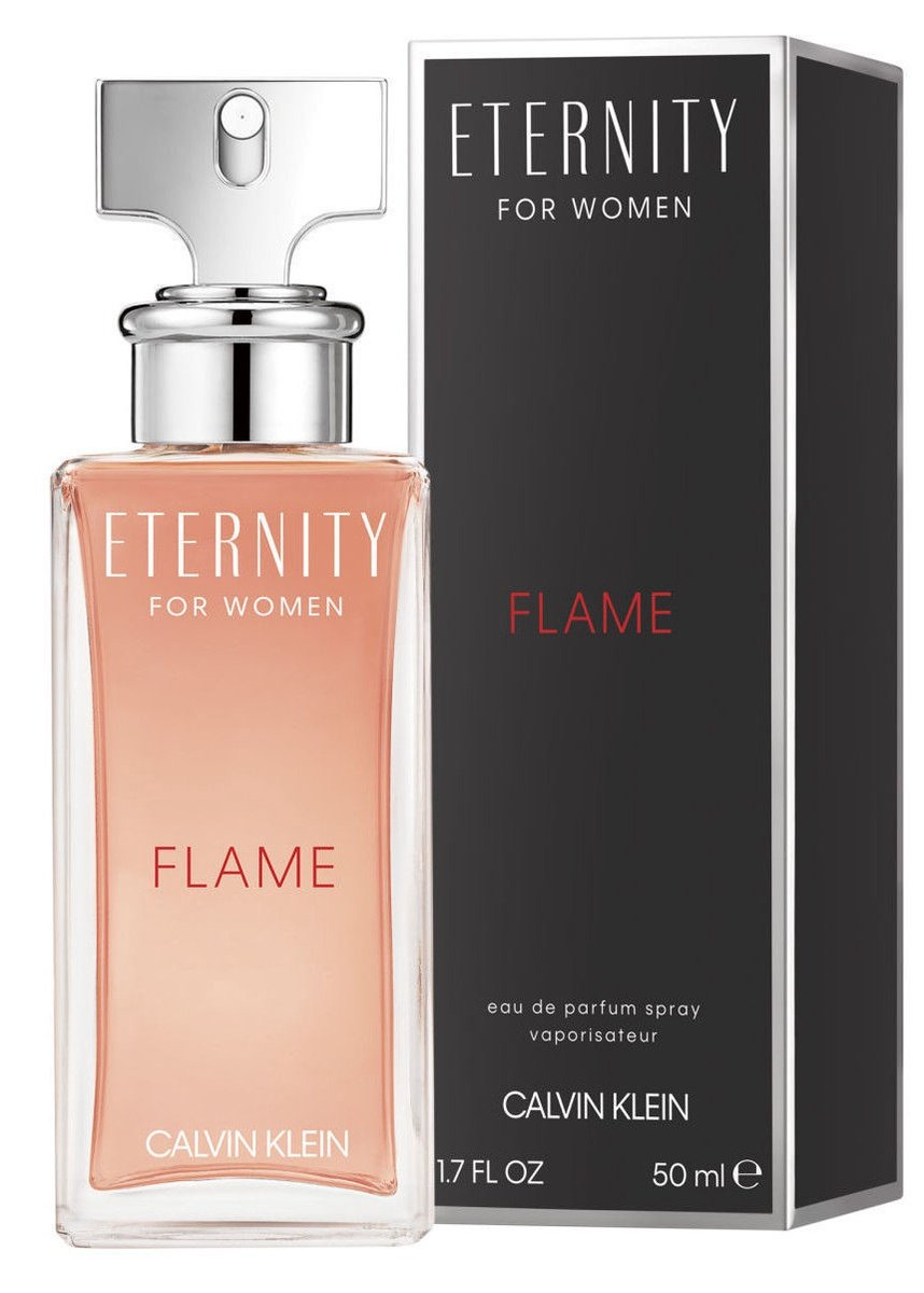 0fab0e9a23a Calvin Klein Eternity Flame Woman 50ml EDP