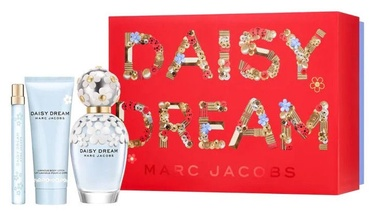 Marc Jacobs Daisy Dream 100ml EDT + 75ml Body Lotion + 10ml EDT