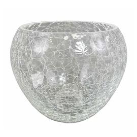 Cache Pot Ball Fiona 15cm Transparent