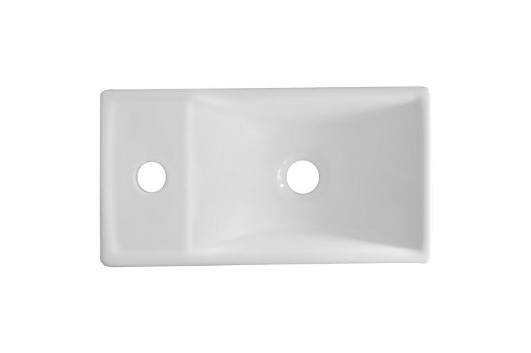 Aquacubic Sink ACB9033 41.5x22x90cm White