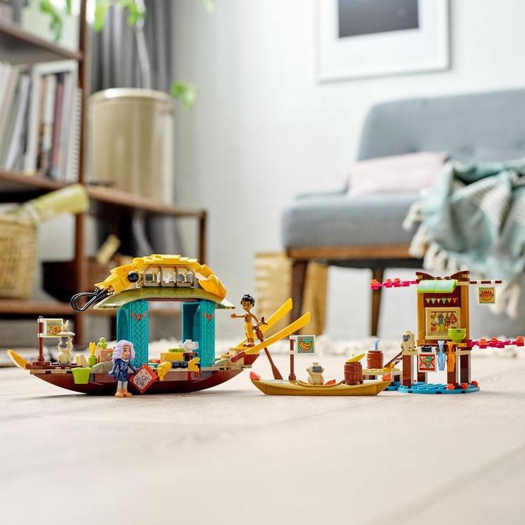 Конструктор LEGO I Disney Princess™ Лодка Буна 43185