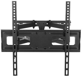 "Maclean Mount For TV 26-55"" Black"