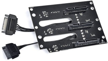 Lian Li LANCOOL II-3X Hot-Swappable Back Plate