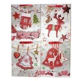 Popierinis dovanų maišelis 31,5x12x40cm