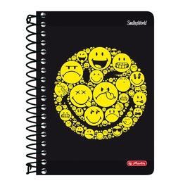 Užrašų knygutė su spirale Smiley