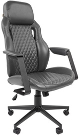 Chairman Chair 720 Eco Leather Gray