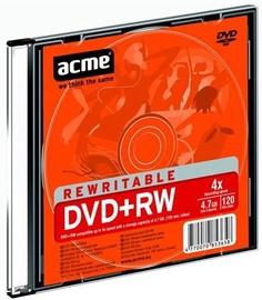 Acme DVD+RW 4X 4.7GB Slim Box