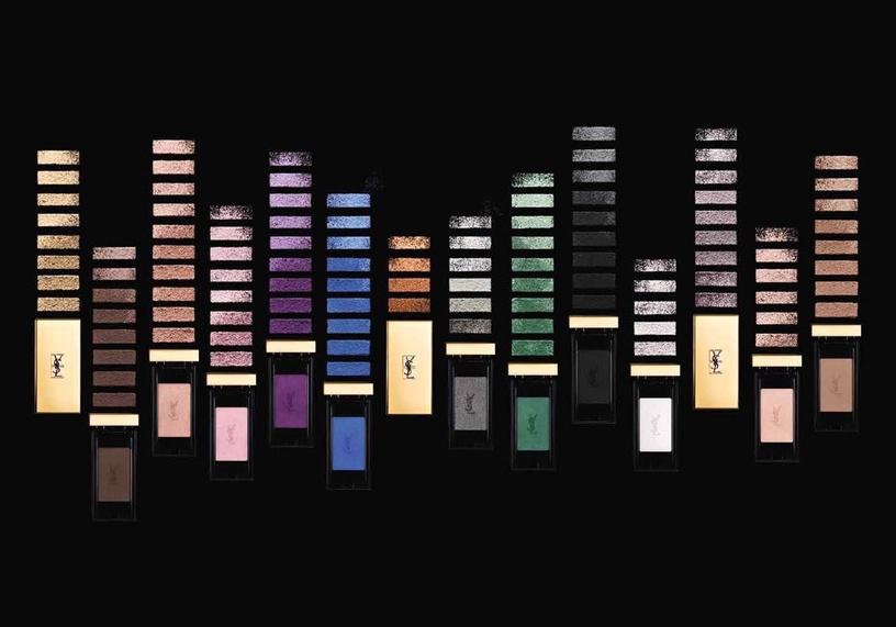 Yves Saint Laurent Couture Mono Eyeshadow 2.8g 02