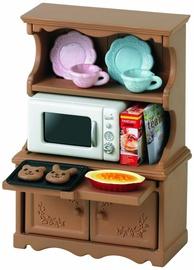 Žaislinė figūrėlė Epoch Sylvanian Families Cupboard With Oven 3561SYL