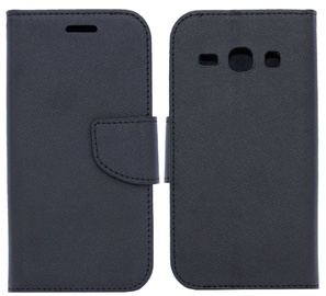 Telone Fancy Diary Bookstand Case For Huawei P20 Black