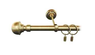 Karnizo skersinis, 160 cm, Ø 19 mm