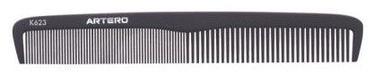 Ķemme Artero K623 Comb 189mm Carbon Black