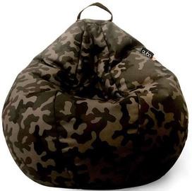 Sėdmaišis Qubo Comfort 80 Camouflage Pop, 200 l