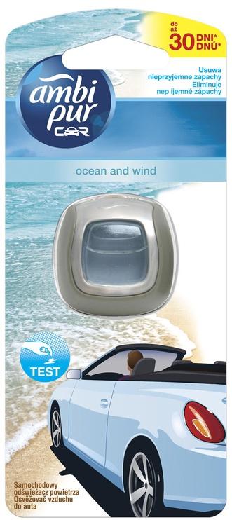 Ambi Pur Car Mini Ocean & Wind