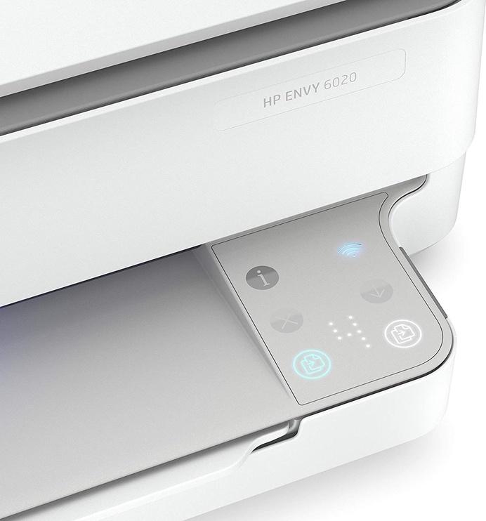 Многофункциональный принтер HP Envy 6020, струйный, цветной