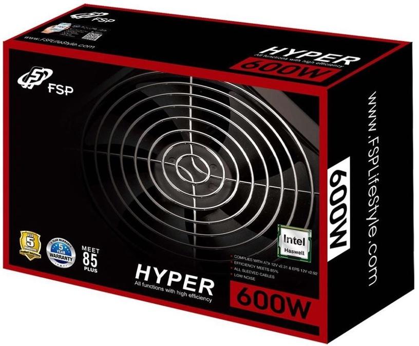 Fortron Hyper 600W
