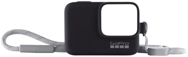 GoPro Sleeve and Lanyard Black