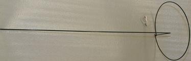 Besk Flower Support Hoop 40x80cm