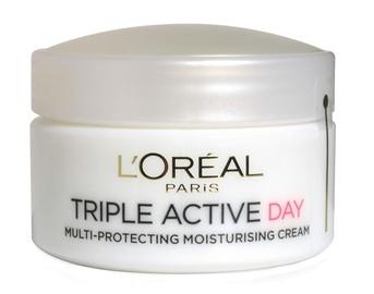 Sejas krēms L´Oreal Paris Triple Active Day Cream, 50 ml