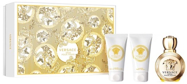 Versace Eros Pour Femme 50ml EDT + 50ml Body Lotion + 50ml Shower Gel