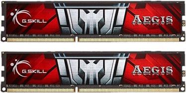 Operatīvā atmiņa (RAM) G.SKILL Aegis F3-1600C11D-16GIS DDR3 16 GB