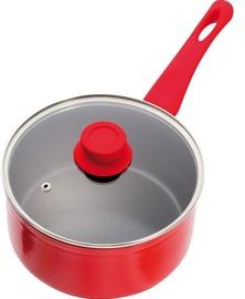 Lamart Ceramic Saucepan 2.6l 20cm Red