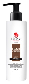 Look Hand Cream 200ml Milky Vanilla