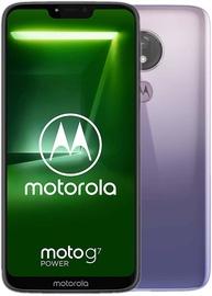 Mobilus telefonas Motorola Moto G7 Power 64GB Dual Iced Violet