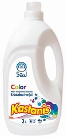 Seal Kastanis Laundry Detergent Color 2l