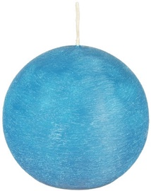 Papstar Ball Candle Turquoise