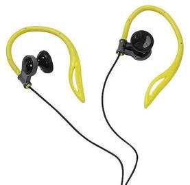 Vivanco SPX620 Earphones Black/Yellow