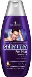Šampoon Schwarzkopf Schauma For Men Shampoo 250ml