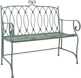 Home4you Mint Garden Bench Antique Green