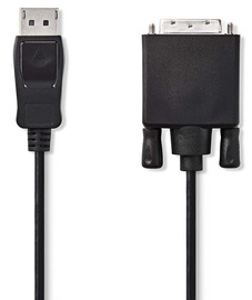 Nedis DisplayPort To DVI Cable 2m Black