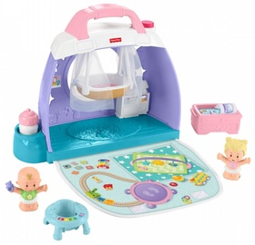 Fisher Price Little People Cuddle & Play Babys Room GKP70