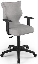 Entelo Office Chair Duo Black/Light Grey Size 6 DC18