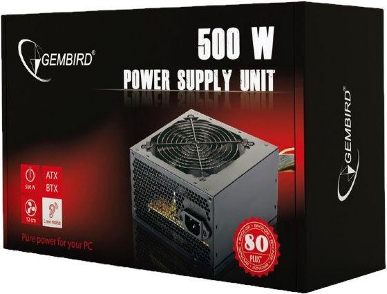 Gembird 400W CCC-PSU80P-BBP-400