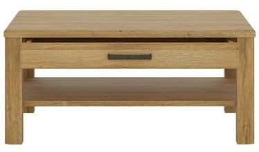 Kohvilaud Meble Wojcik Cortina CNAT04 Grandson Oak, 1000x750x456 mm