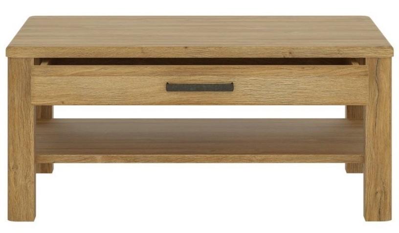 Kohvilaud Meble Wojcik Cortina CNAT04 Grandson Oak, 1000x750x456 mm