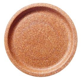 Taldrik Biotrem Biodegradable Wheat Bran Plate 20cm 10pcs