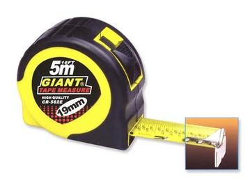 Ruletė Giant 582W-E, 5 m, 19 mm
