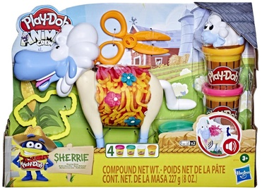 Hasbro Play Doh Animal Crew Sherrie E7773