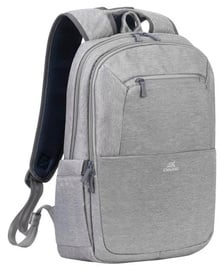 "Rivacase Laptop Backpack for 15.6"" Grey"