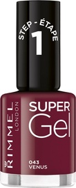 Rimmel London Super Gel By Kate 12ml 43