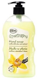 Blux Liquid Soap 650ml Vanilla Aloe Vera