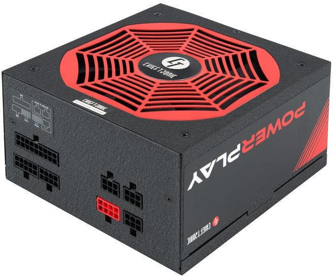 Chieftec PowerPlay 550W GPU-550FC