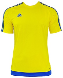 Adidas Estro 15 JR M62776 Yellow Blue 140cm